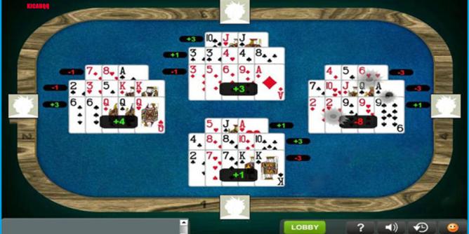 Cara bermain kartu