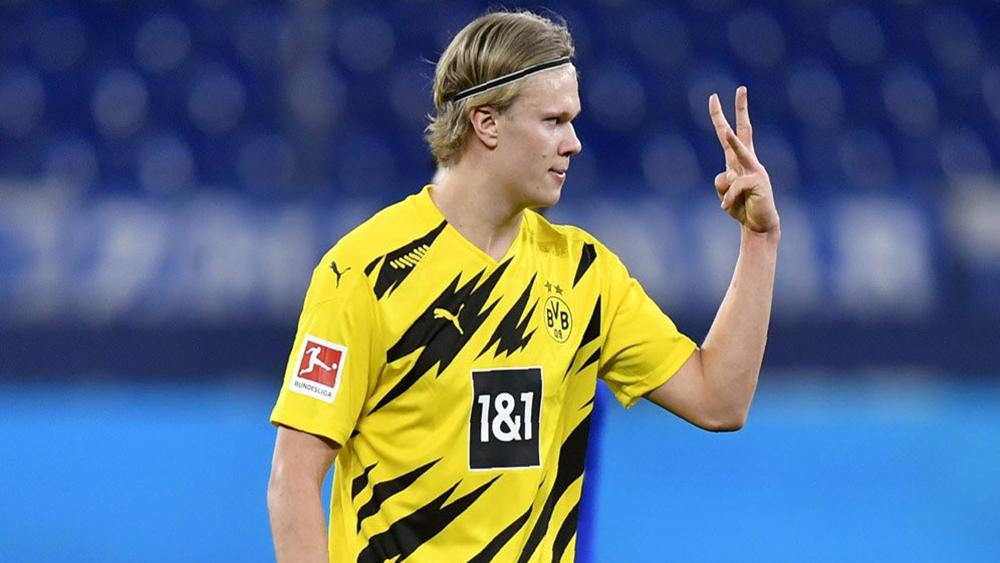 Chelsea Tawar 175 juta Euro Ke Dortmund Untuk Haaland